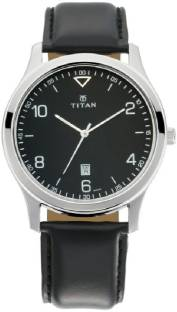Titan Neo 1770SL02 Black Dial Analog Men's Watch (1770SL02)