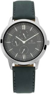 Titan Neo 1769SL05 Black Dial Analog Men's Watch (1769SL05)