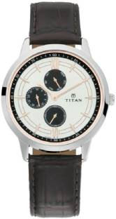Titan Neo 1769SL04 Silver Dial Analog Men's Watch (1769SL04)