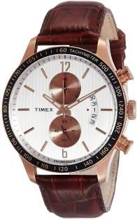 Timex TWEG16307 Blue Dial Analog Men's Watch (TWEG16307)