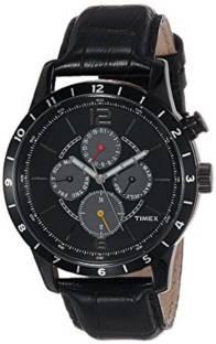 Timex TWEG15810 Silver Dial Analog Men's Watch (TWEG15810)