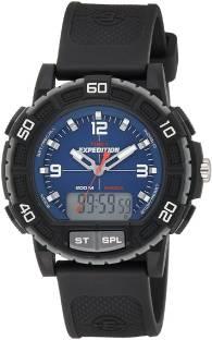 Timex TWEG15106 Silver Dial Analog Men's Watch (TWEG15106)