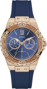 Guess W1053L1 Blue Dial Multi Function Women's Watches (W1053L1)