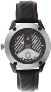 Fastrack 3170KL01 Loopholes Analog Men's Watch (3170KL01)