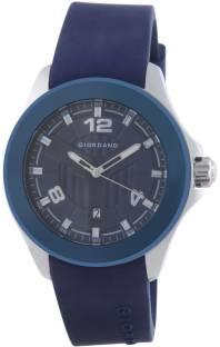 Giordano A1066-05 Blue Dial Analog Men's Watch (A1066-05)