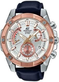 Casio Edifice EFR-559GL-7AVUDF EX397 Silver Dial Analog Watch For Men (EFR-559GL-7AVUDF EX397)