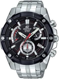 Casio Edifice EFR-559DB-1AVUDF EX395 Black Dial Analog Watch For Men (EFR-559DB-1AVUDF EX395)