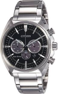 Citizen CA4280-53E Black Dial Analog Watch For Men