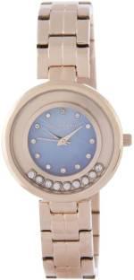 Giordano 2873-55 Blue Dial Analog Women's Watch (2873-55)