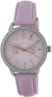 Giordano 2881-01 Rose Gold Dial Analog Women's Watch (2881-01)