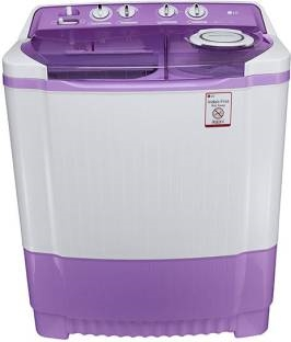 LG 7.5Kg Semi Automatic Top Load Washing Machine Burgundy (P8537R3SA, Burgundy)
