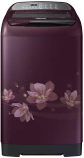 Samsung 7.5Kg Top Load Fully Automatic Washing Machine Maroon (WA75M4020HP/TL, Maroon)
