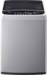 LG T7581NDDLG 6.5 KG Top Load Fully Automatic Washing Machine, Silver