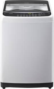 LG T7581NEDLZ 6.5 KG Top Load Fully Automatic Washing Machine, White