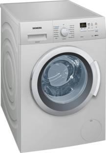 Siemens 7Kg Font Load Fully Automatic Washing Machine (WM10K168IN)