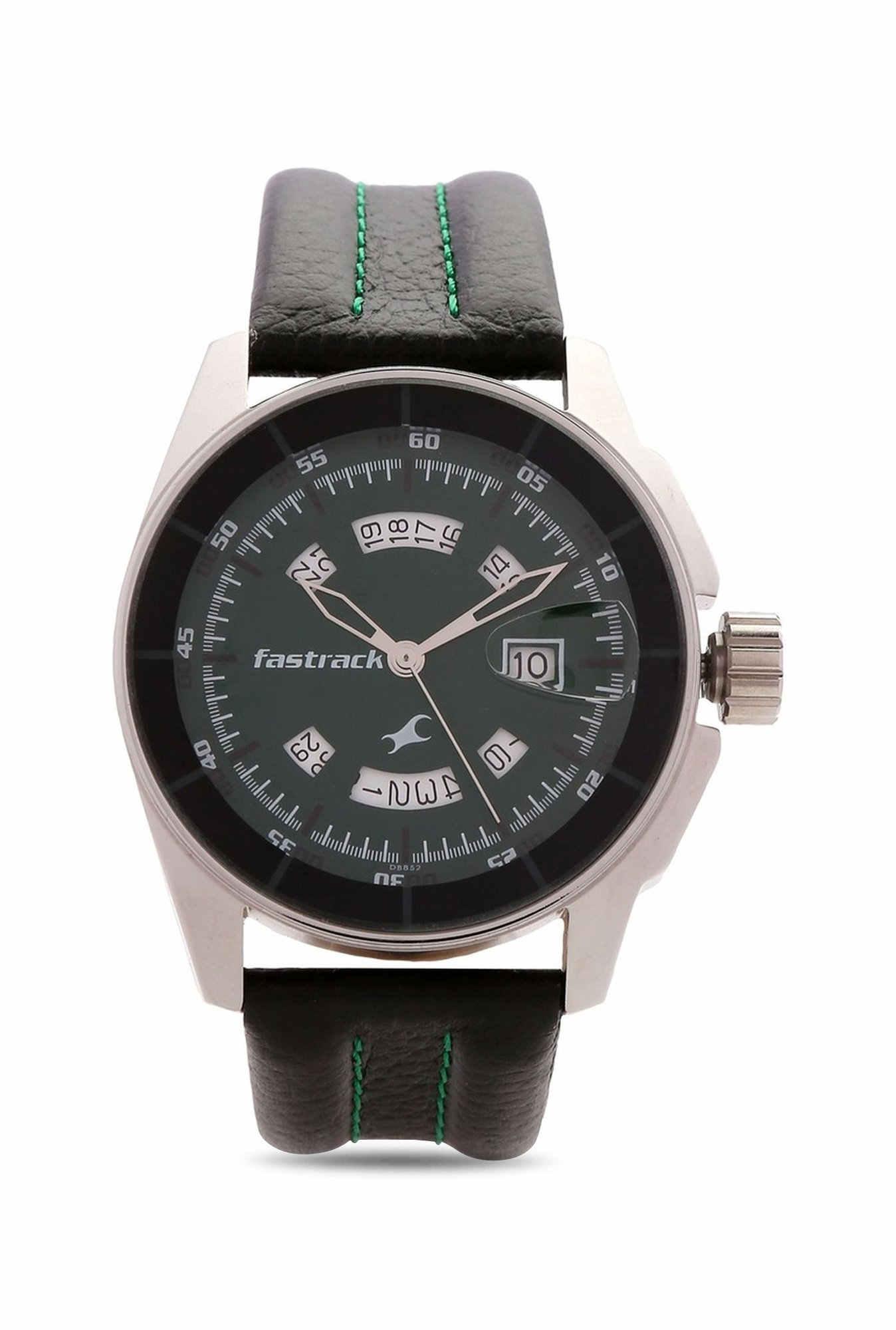 Fastrack NF3089SL03 Black Magic Analog Men's Watch (NF3089SL03)