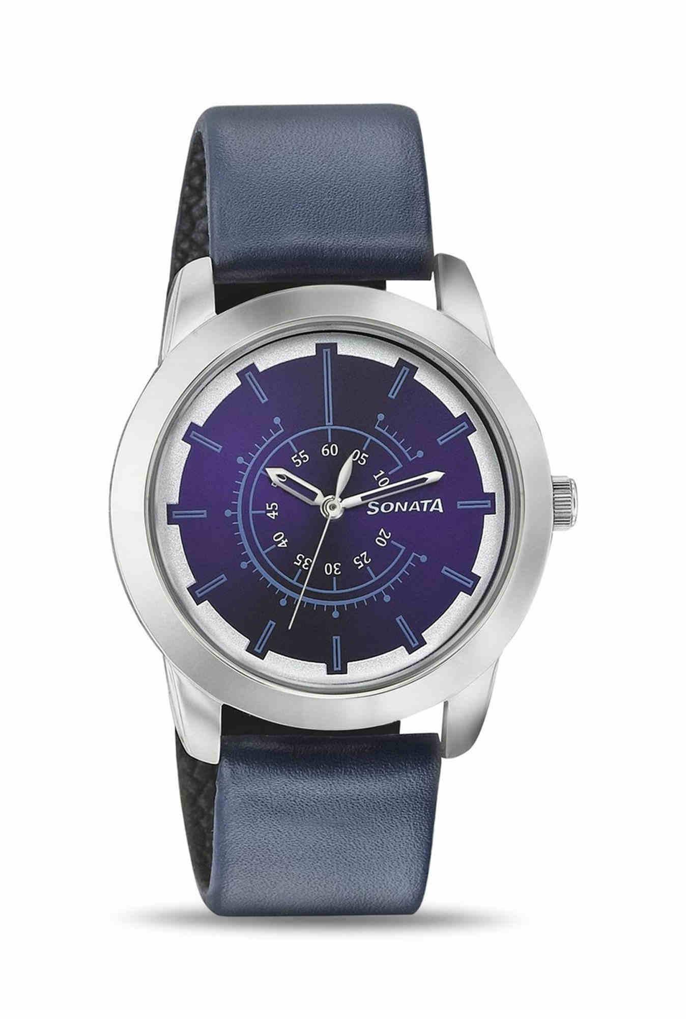 Sonata 7924SL08 Professional Analog Men's Watch (7924SL08)