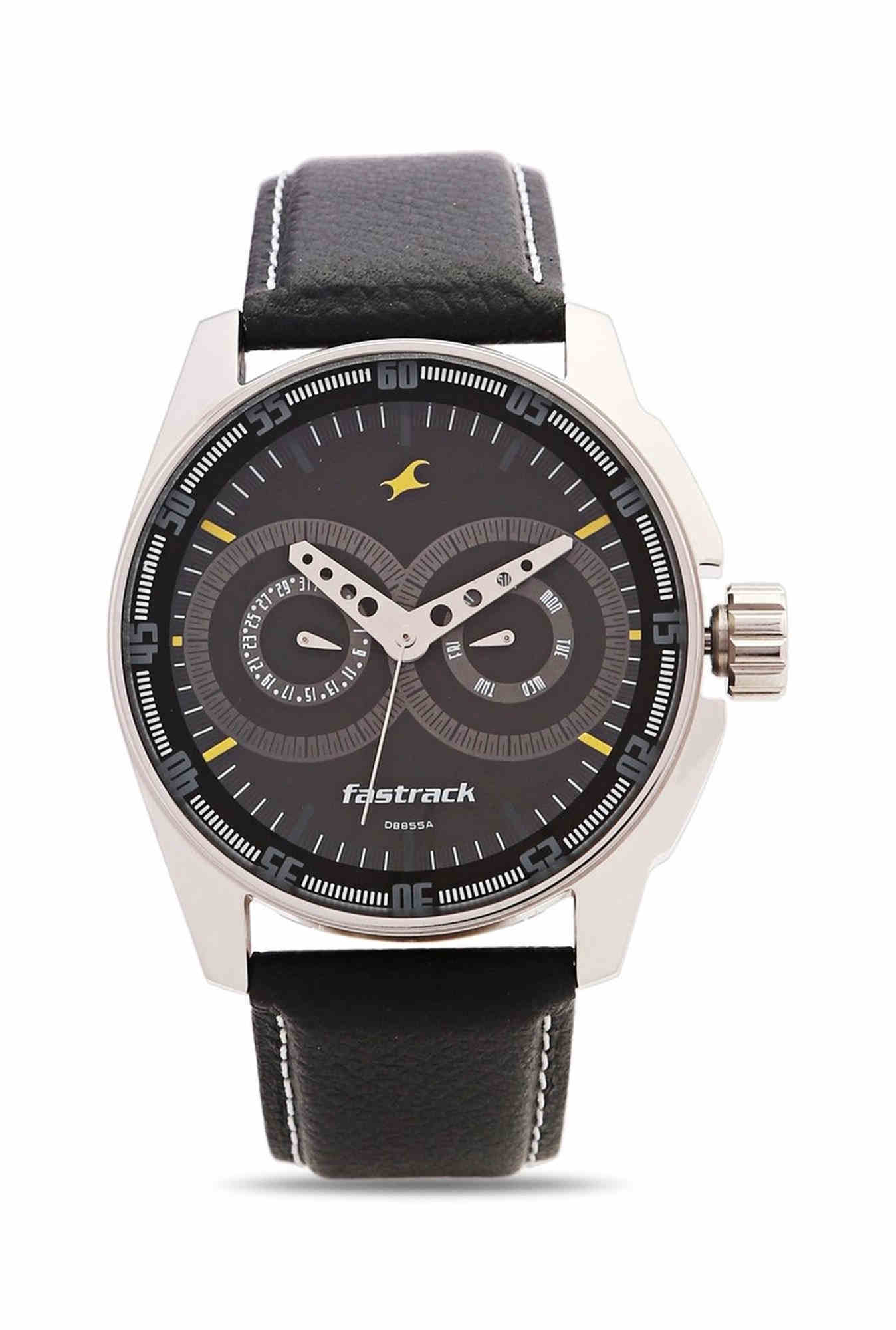 Fastrack NF3089SL02 Extreme Sports Analog Men's Watch (NF3089SL02)