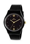 Maxima 39056PPGW Analog Black Dial Men's Watch