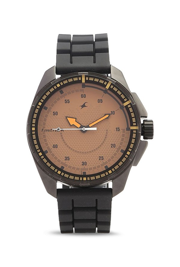 Fastrack NG3084NP01 Commando Analog Men's Watch (NG3084NP01)