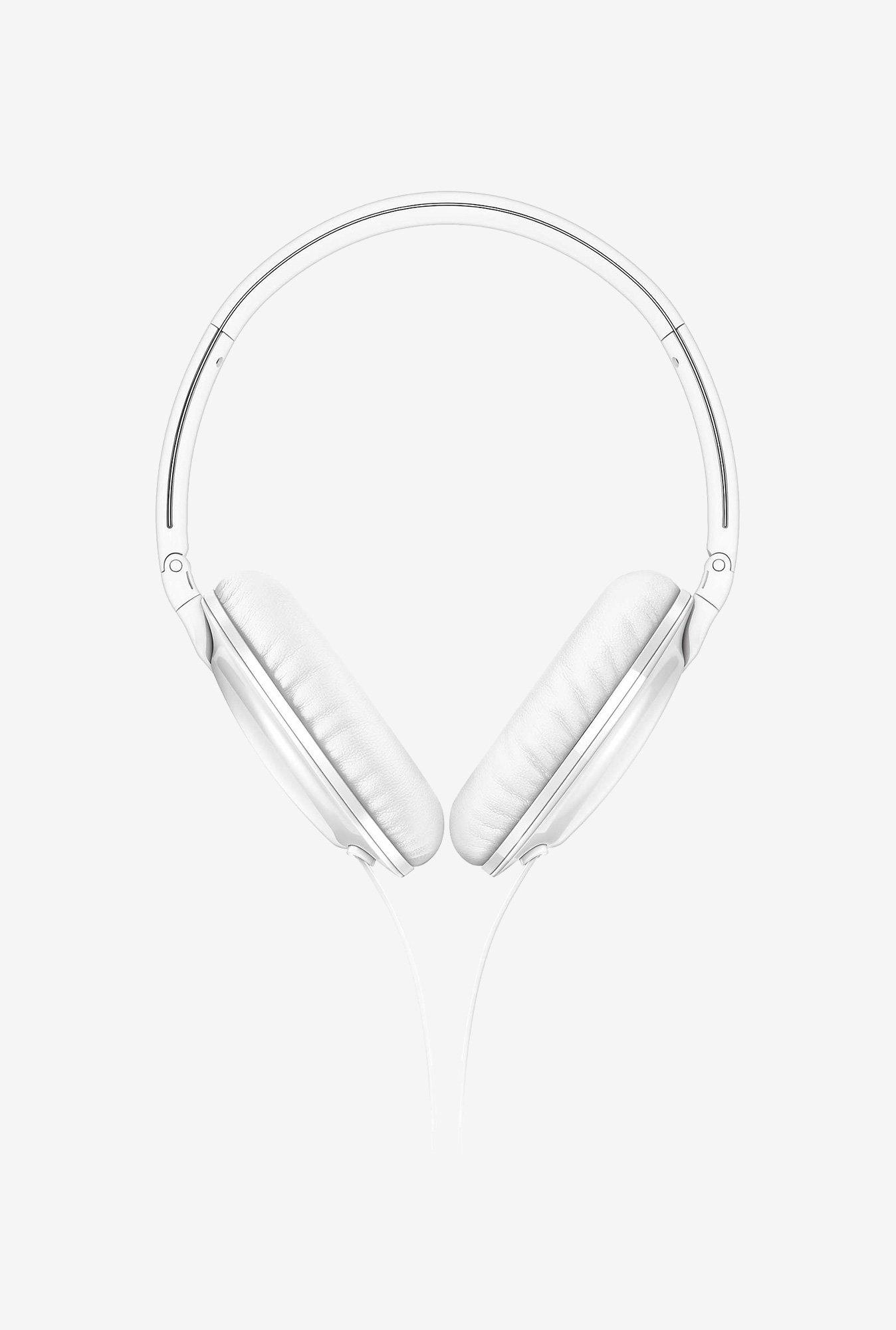 Philips SHL4600 Over Ear Headphone, White