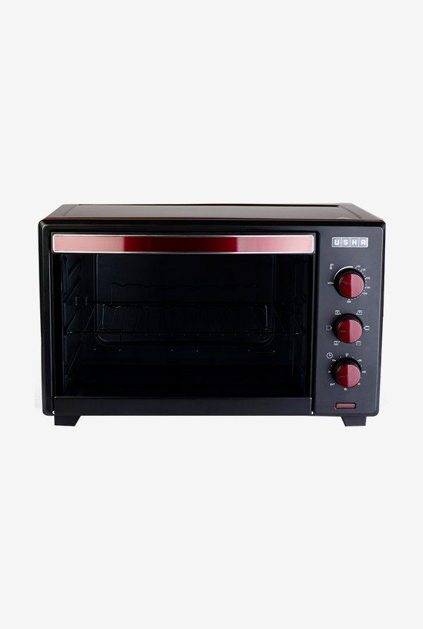 Usha OTG 3619R 19Ltrs Oven Toaster Grill