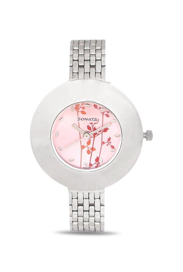 Sonata 8959SM01CJ Analog Women's Watch (8959SM01CJ)