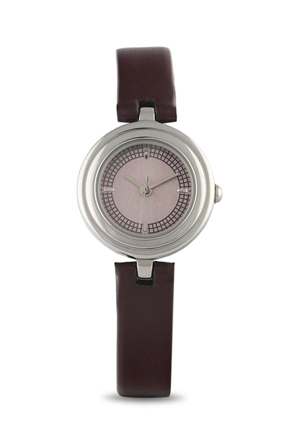 Titan Raga 2498SL02 Analog Purple Dial Women's Watch (2498SL02)