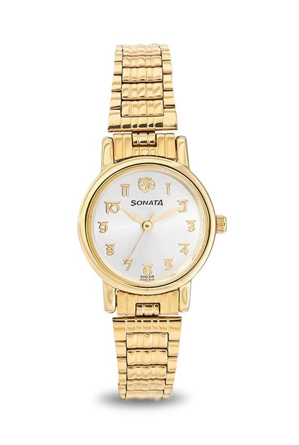 Sonata 8976YM07 Analog Women's Watch (8976YM07)