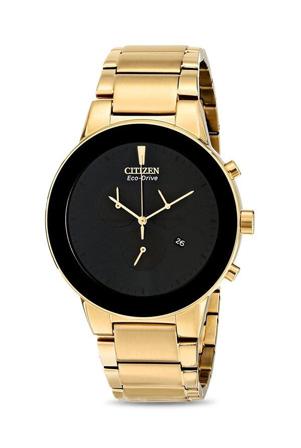 Citizen Eco-Drive AT2242-55E Analog Men's Watch (AT2242-55E)