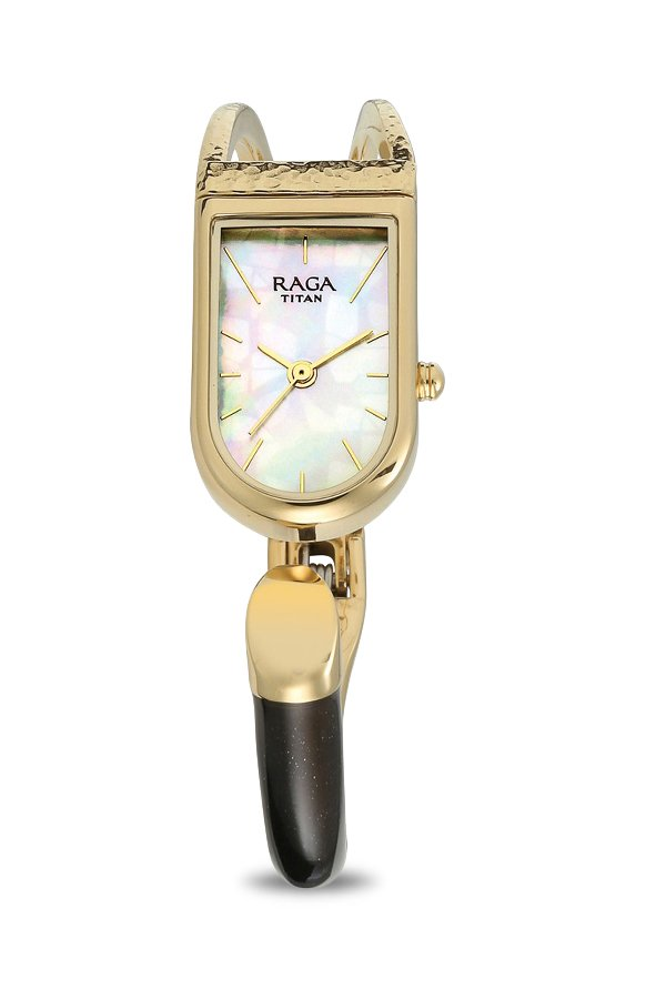 Titan 95053YM01F Analog Multi Colour Dial Women's Watch (95053YM01F)