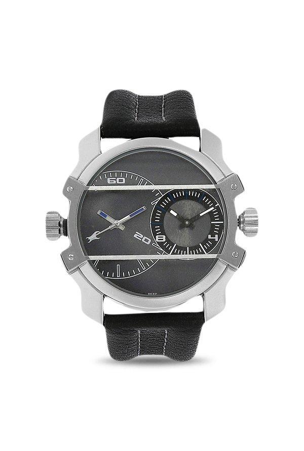 Fastrack 3098SL01 Grey Dial Men's Watch (3098SL01)
