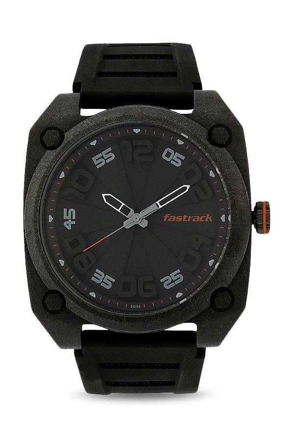 Fastrack 38031PP01J Light Weight Analog Watch (38031PP01J)