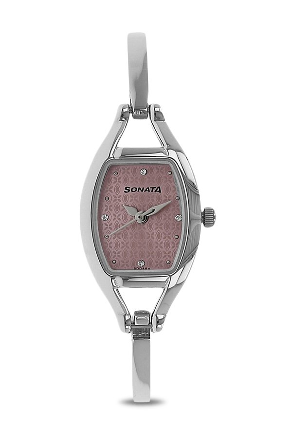 Sonata NK8114SM01 Pink Analog Women's Watch (NK8114SM01)