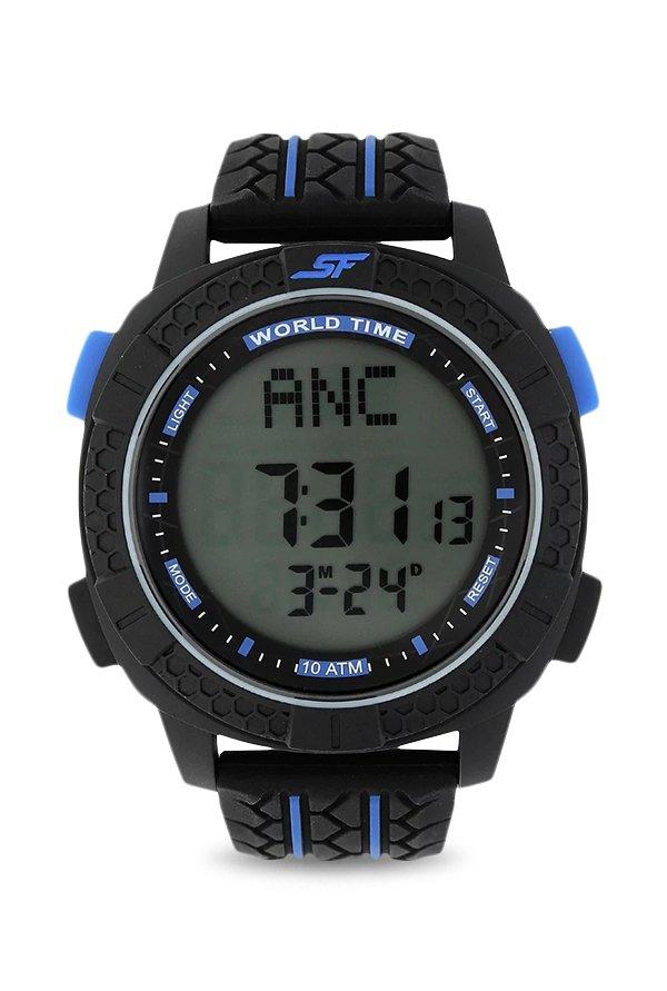 Sonata NK77058PP03 Black Dial Quartz Men's Watch (NK77058PP03)