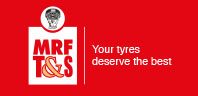 mrf tyres and service