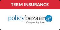 Policy Bazaar Term Insurance