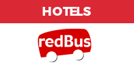 Redbus Hotels Offers & Coupons