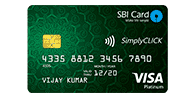 SBI Card Bank Bazaar