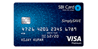 SBI Card Bank Bazaar
