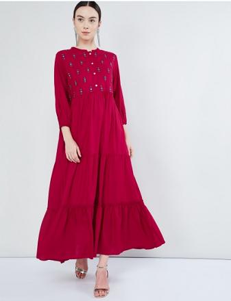 Maxi Style Anarkali Dress
