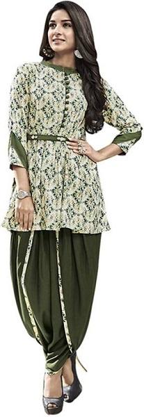 Mini Anarkali Dress