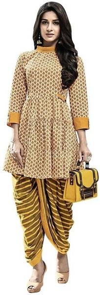 Contemporary Anarkali Dress