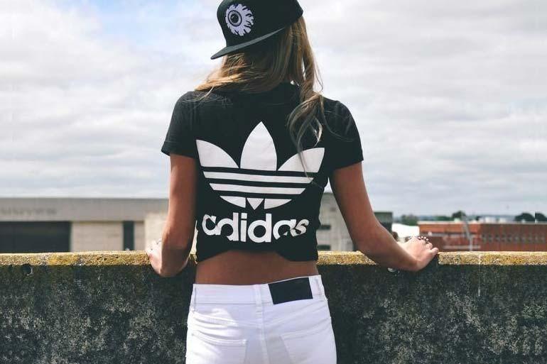 Types Of Adidas T-Shirts For Women - TGLB
