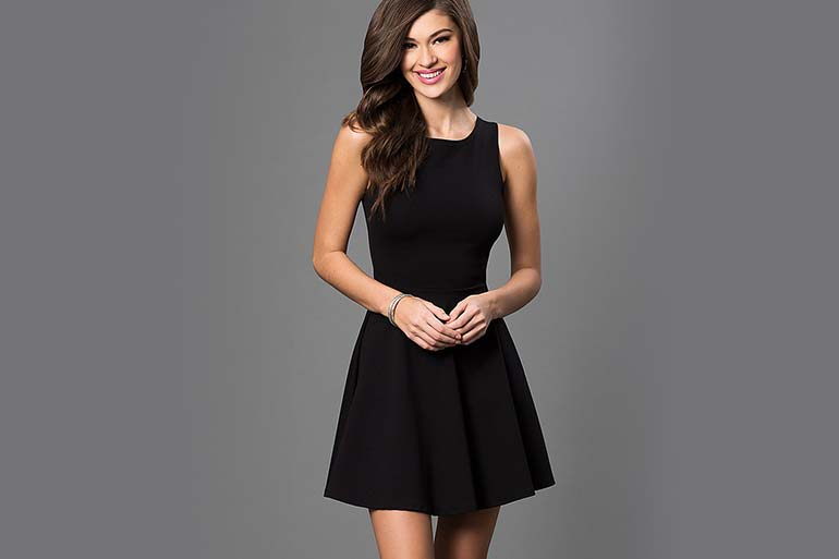 Little Black Dresses That Need To Be Your Wardrobe Staple - TGLB