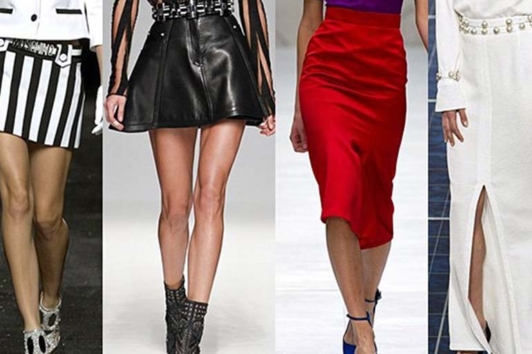 Top Skirt Designs - TGLB