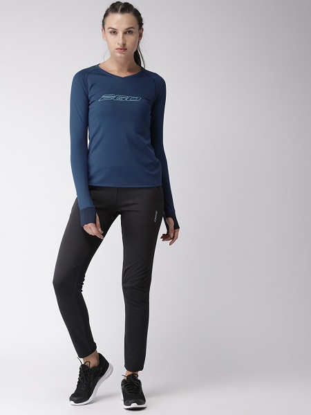 Sporty Full Sleeve T-shirt