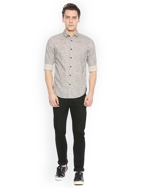 Peter England Casual Shirts