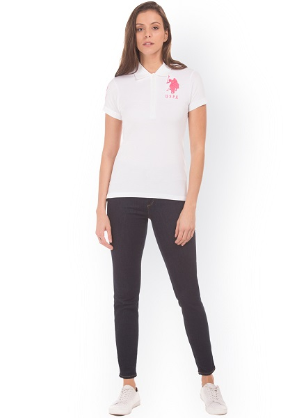 Cool and Casual in Polo T-shirts