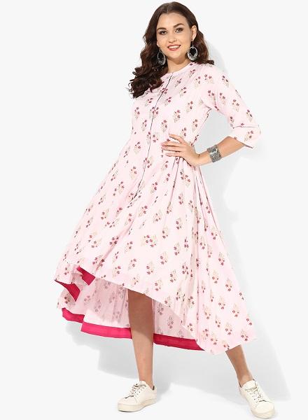 Dress Style Anarkali kurti